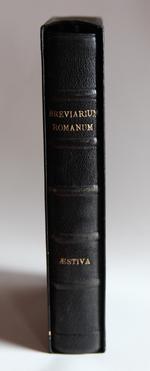 Breviarium Romanum Æstiva