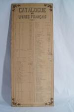 boekenkast register