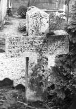 grafsteen van Huub Rechthorens