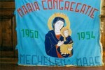 Vlag van de Mariacongregatie