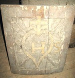 oud tabernakeldeurtje
