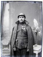 Een Belgische soldaat