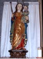 Onze-Lieve-Vrouw met kindje Jezus