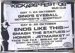Kick Ass Fest '08