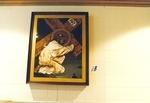 Christus valt onder het kruis
