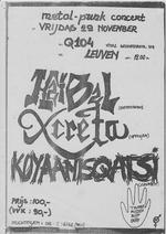 Metal-Punk concert