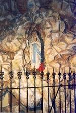 Onze-Lieve-Vrouwbeeld van Banneux