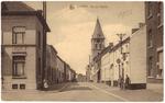 Landen. Rue de l'Eglise