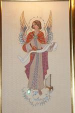 kruissteekborduurwerk