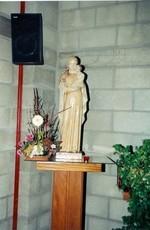 Onze-Lieve-Vrouw met kind Jezus