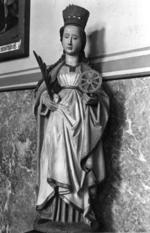 Beeld H. Catharina van Alexandrië