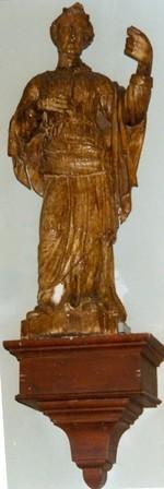 jonge mannelijke heilige