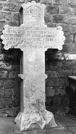 grafkruis van Emerentiana Herbots
