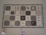 Kaligrafisch alfabet
