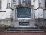 Oorlogsmonument ter ere van de gesneuvelden uit de deelgemeente Alsemberg