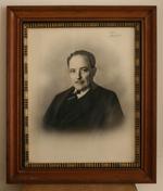 Portret van een burgemeester van Dworp