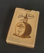 Kaartspel 'Extra Smeets' voor stokerij Smeets, Hasselt, ca. 1950-1960