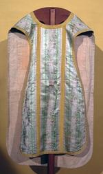 Groen/roze kazuifel
