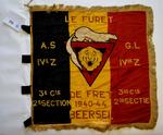 Vlag van de Weerstand - Beersel 1940-44 'De Fret'
