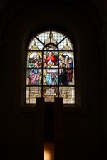 Glas-in-loodraam