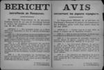 Hasselt, affiche (van 26 mei 1919) - vrij vervoer en houden van duiven.