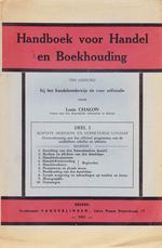 Handboek voor Handel en Boekhouding