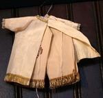 schoot en Jezuskleedje voor staakmadonna en Kind