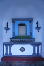 Altaar toegewijd aan de Heilige Leonardus