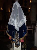 Mantel voor O.L.Vrouwbeeld (gerepertorieerd onder nummer C19)