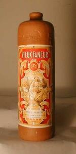 Stoop 'Vieux Faneur' voor Fryns, Hasselt, ca. 1970-1980