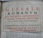 Missale Romanum 1672