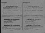 Hasselt, affiche van 1 september 1919 - werkgevers en werkzoekenden kunnen zich aanbieden.