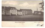 Place de la Gare à Landen