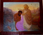 Doopsel van de eunuch van Kandake 2