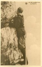 Koning Albert Iste Alpinist.