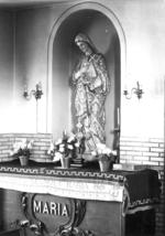 Zijaltaar van Maria