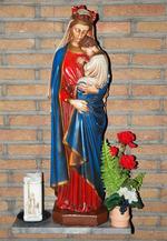 Mariabeeld met kind Jezus