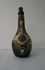 Fles 'Kroon Bitter' voor Rubbens, Zele, ca. 1930-1950
