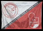 Supportersvlag van voetbalclub SK Meldert