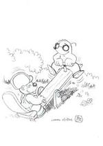 Mon en Tuur (stripfiguren)