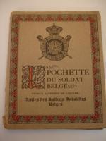 pochette du soldat belge