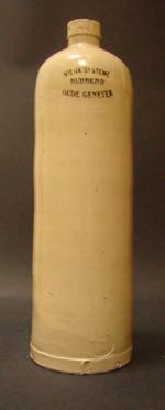 Stoop 'Vieux Système Oude Genever' voor Rubbens, Zele, ca. 1930-1960