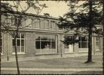 Provinciale Vroedvrouwenschool HASSELT Achterzicht.