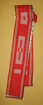 Rode stola