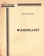 Warenlijst 1948
