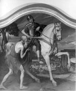 Sint-Martinus te paard
