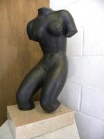 'Bronzen torso'
