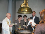 Foto van pastoor Van den Berckt