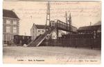 Landen - Gare, la Passerelle