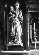 Onze-Lieve-Vrouw met de peer